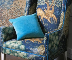 1. The Brook Fabric Chair