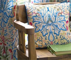 6. Artichoke Em Cushion